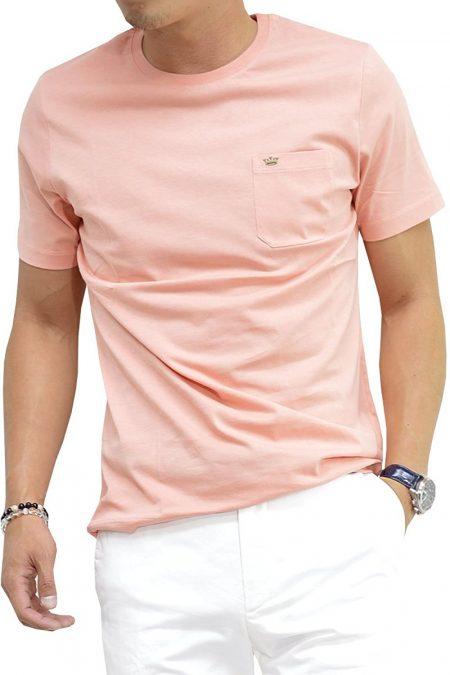 ピンク Tシャツ
