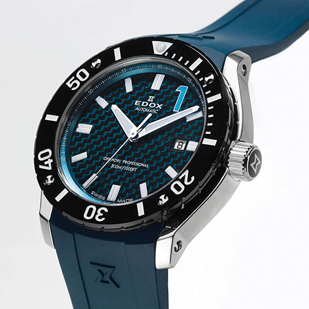 CHRONOFFSHORE-1 AUTOMATIC BEAMS 40th ANNIVERSARY LIMITED EDITION