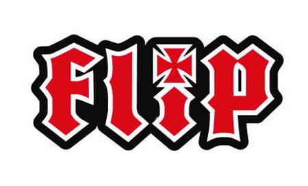 フリップ ロゴ
