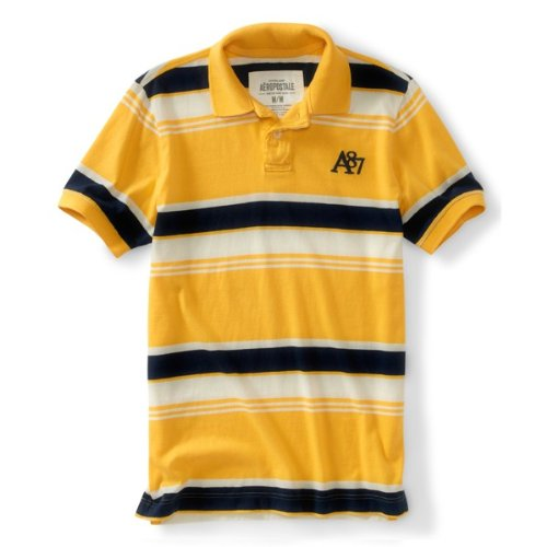 A87 ボーダー polo canary yellow