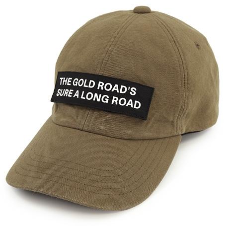 17 SOE x CA4LA VELCRO CAP