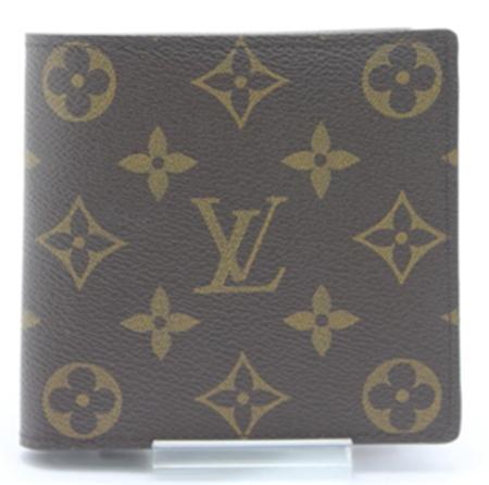LOUIS VUITTON 二つ折り財布