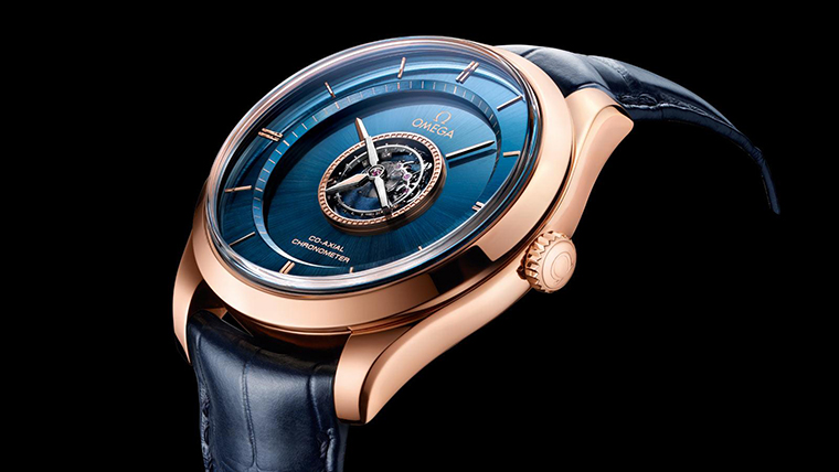 De Ville Tourbillon Co-Axial Numbered Edition
