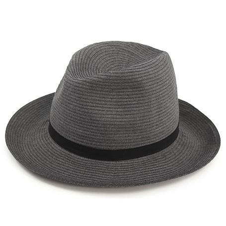 ROBERT GELLER × CA4LA BRAID HAT 17SS
