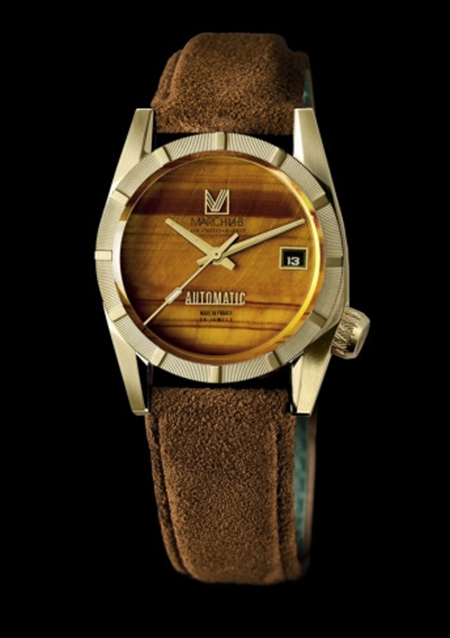 AM59 AUTOMATIC /TIGER EYE Edition limitée