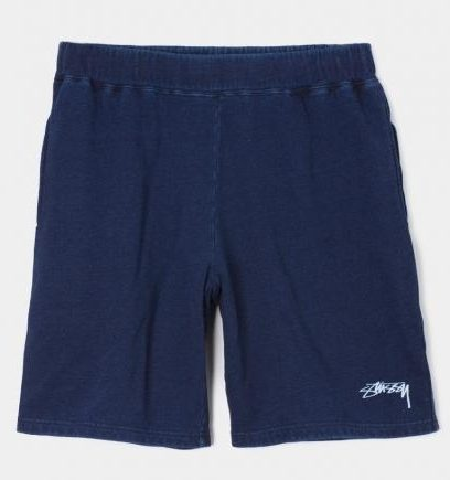 Indigo Sweat Short