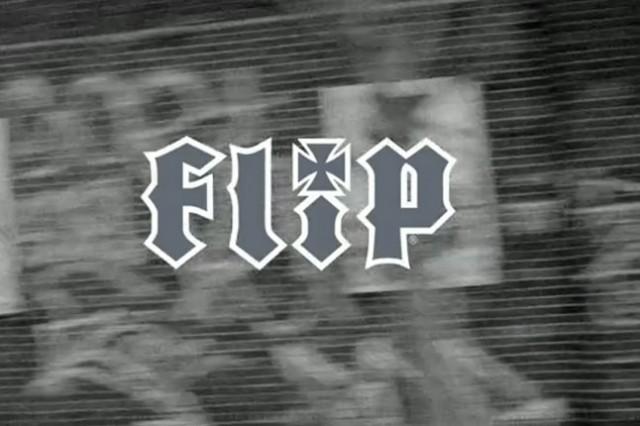 Flip ロゴ