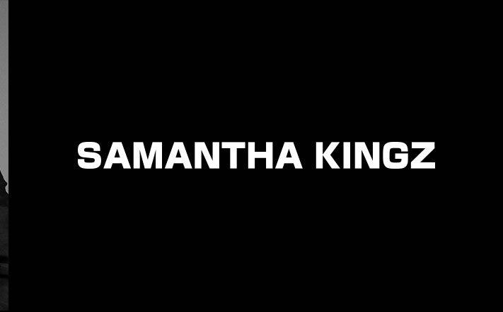 SAMANTHAKINGZ ロゴ