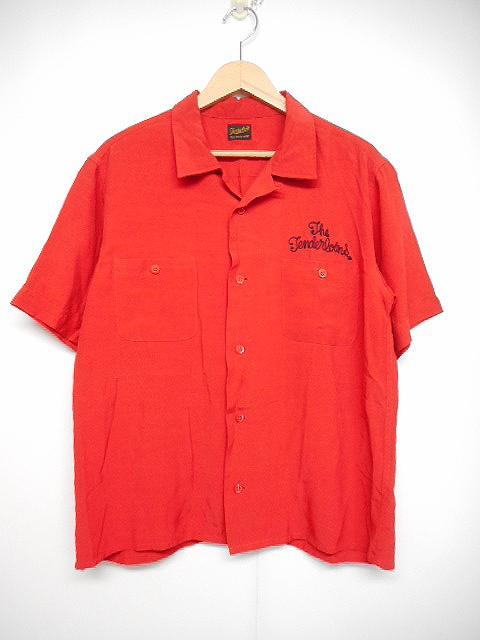 半袖ボーリングTシャツ