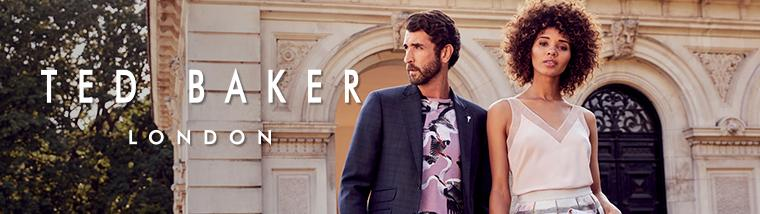 TED BAKER ロゴ