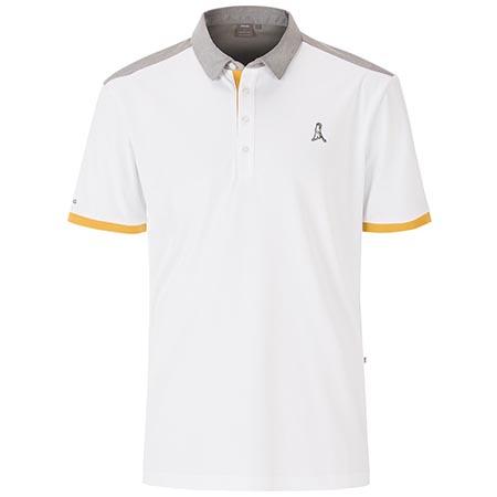 イーストンJ ストレッチ半袖ポロシャツ