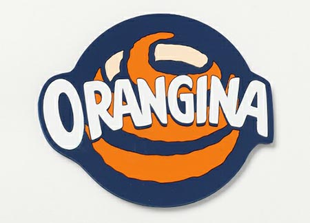 ORANGINA コースター