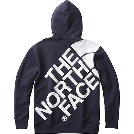 THE NORTH FACE ネイビーパーカー