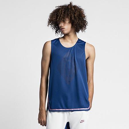 バスケットボールジャージー