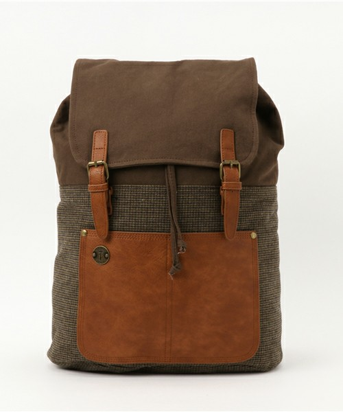 THE PIONEER RUCKSACK BACKPACK