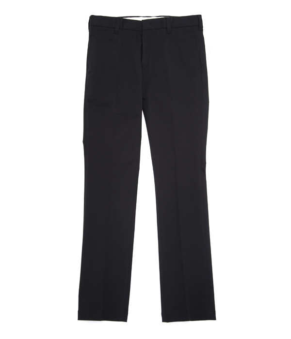 SLIM STRAIGHT STRETCH WORK PANTS