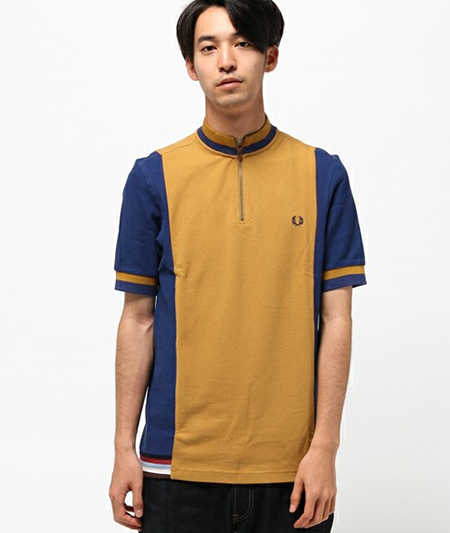 Bradley WigginsContrast Panel Shirt