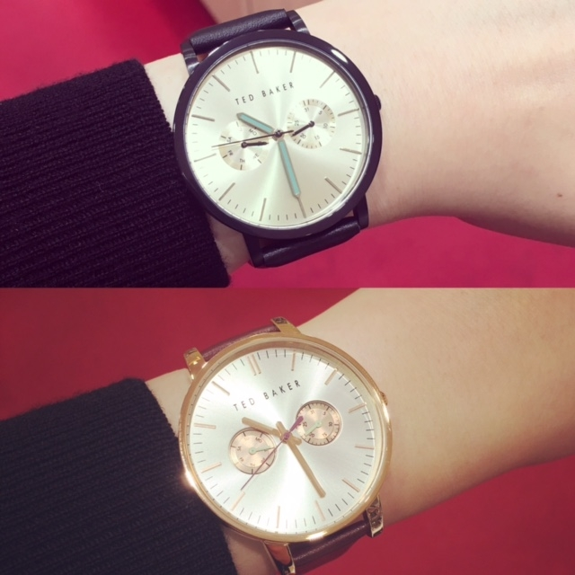 TED BAKER 腕時計
