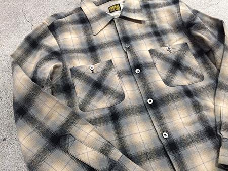 TENDERLOIN チェックシャツ