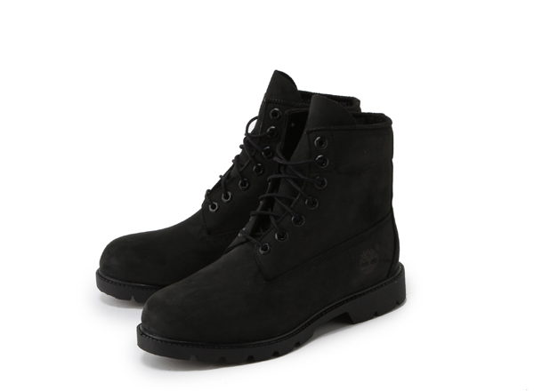 6INCH BASIC BOOT(BLACK)