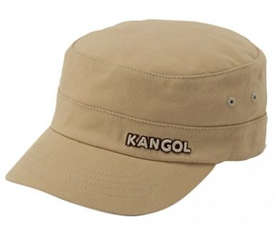 Cotton Twill Army Cap KANGOL