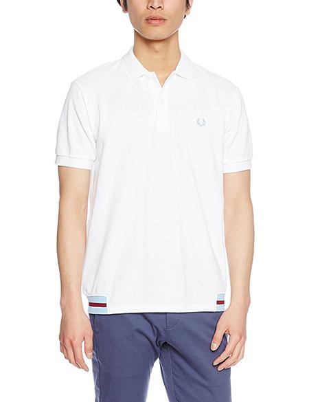 Hem Rib Pique Shirt