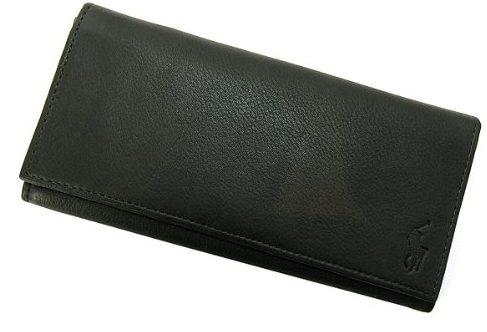 ペブルレザー長財布
