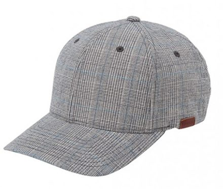 Plaid Flexfit Baseball KANGOL