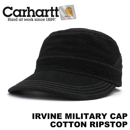 Irvine Military Cotton Ripstop Work cap