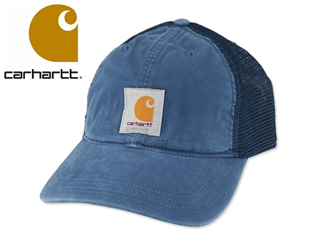 BUFFALO CAP DARK BLUE