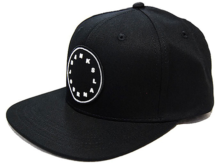 BEAT HAT スナップバックキャップ
