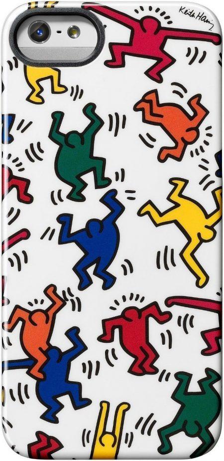 Keith Haring iPhoneケース