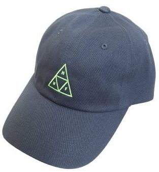 TRIPLE TRIANGLE CURVE VISOR