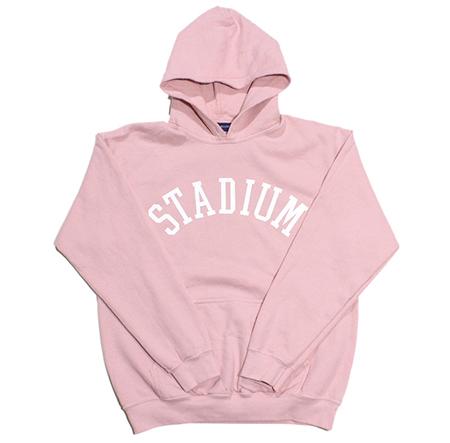 STADIUM - Dyed Arch Logo Hoodie