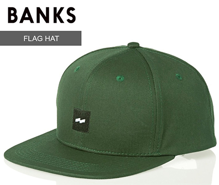FLAG HAT キャップ