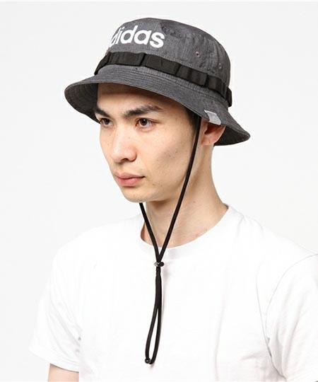 TC POPLIN BOONIE HAT