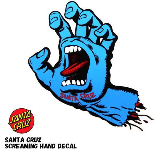 SANTACRUZ ロゴ