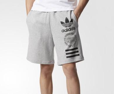 adidas ハーフパンツ