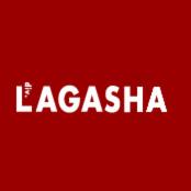 LAGASHA ロゴ