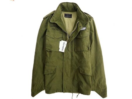 M-65 FIELD COAT(TYPE1)