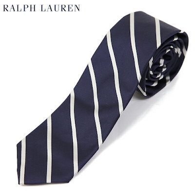 Silk Necktie/POLO by Ralph Lauren