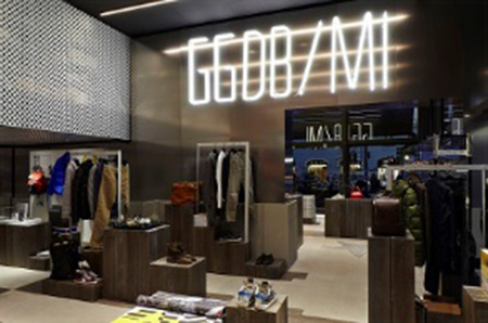 GOLDEN GOOSE 店舗