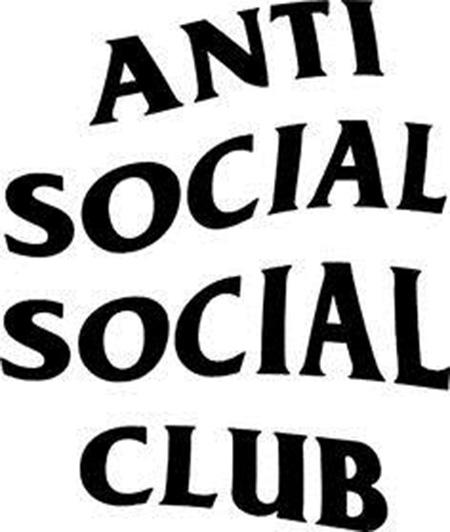 ANTI SOCIAL SOCIAL CLUB ロゴ
