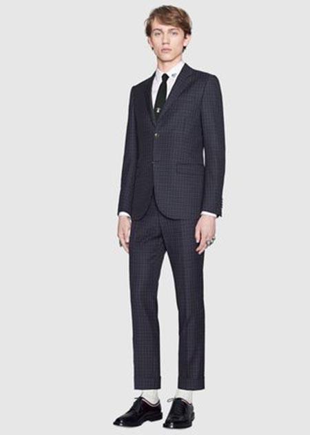 GUCCI スーツ