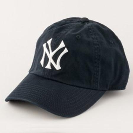 ニューヨークヤンキース カジュアルキャップ