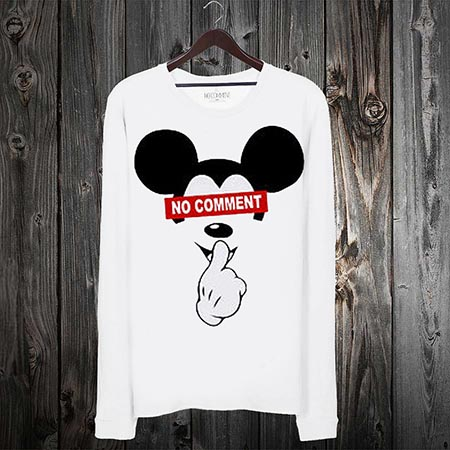 Mickey Long Sleeve