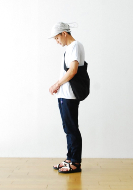 THE NORTH FACE Tシャツ コーデ