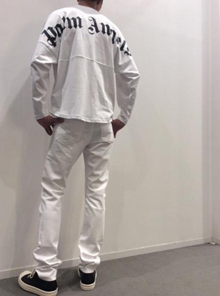 PALM ANGELS Tシャツ コーデ