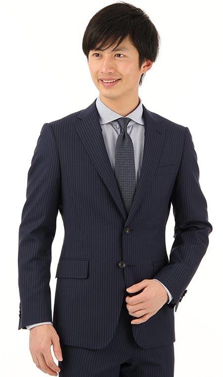 洋服の青山 スーツ