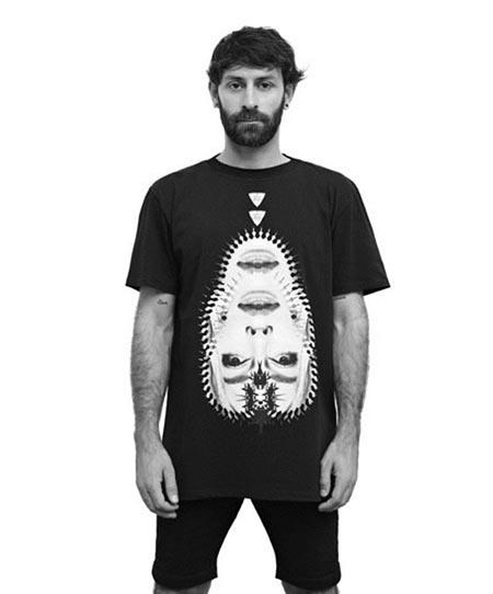 Marcelo Burlon Tシャツ